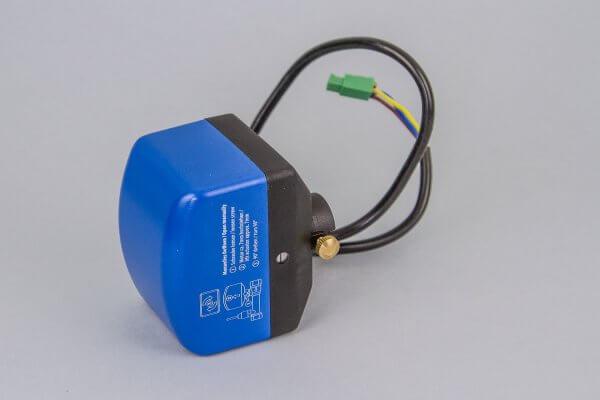 Wasserleck-Protect-OV-Tech-Set-Stellenantrieb-mit-Kugelhahn-und-Drucksensor-Detail